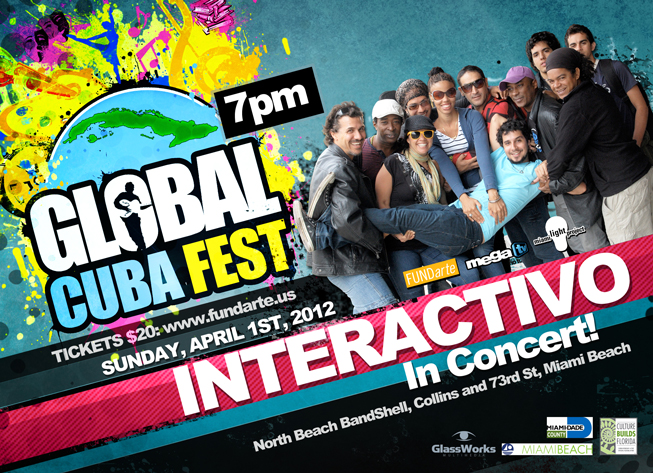 global cuba fest interactivo